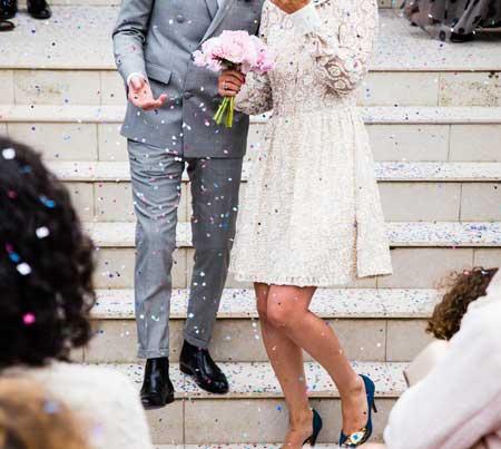 Ihre Hochzeitsfeier ist unsere Mission. Unser bester Servie nur für Sie!
